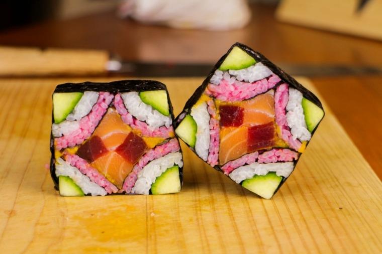 sushi recetas rapidas-cocinar-casa