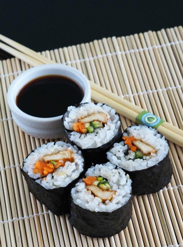 sushi recetas rapidas-preparar-casa