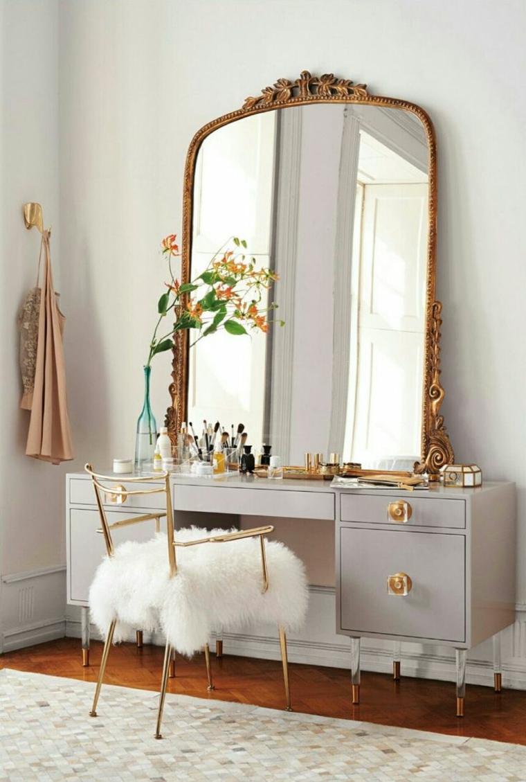tocador espejo