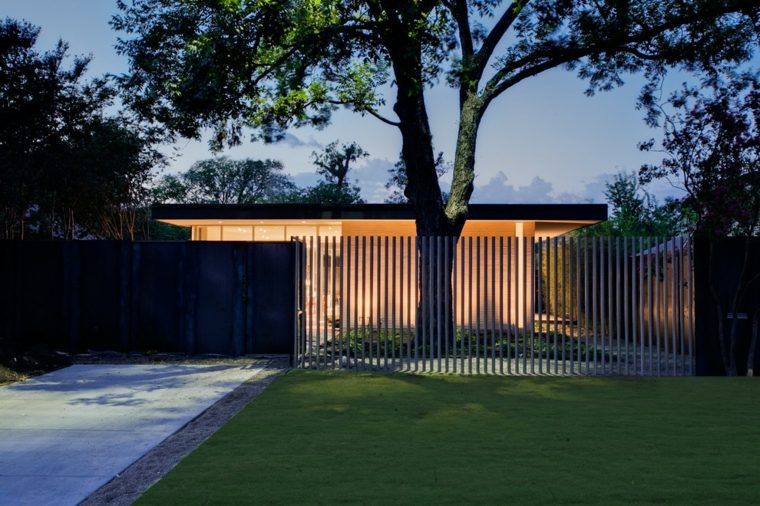 fences designs combinations simple dining rooms lawn