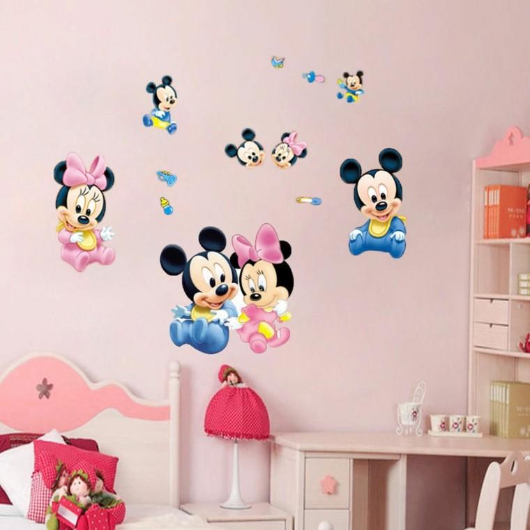 vinbilos infantiles decorar paredes