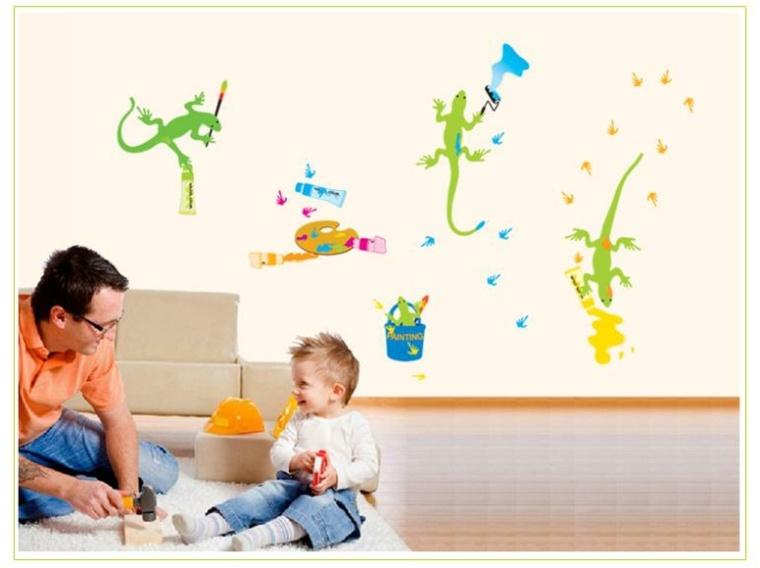 vinilos decorativos niños