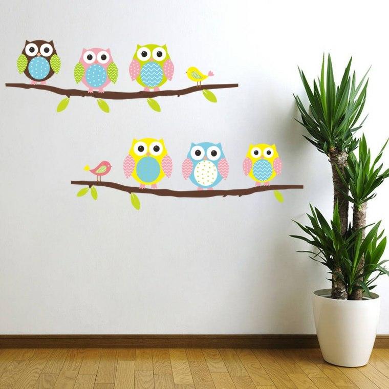 vinilos infantiles decoracion paredes interiores