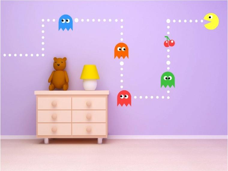 vinilos infantiles decoracion paredes