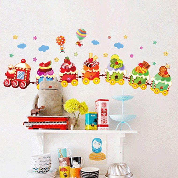 vinilos infantiles decorar habitaciones