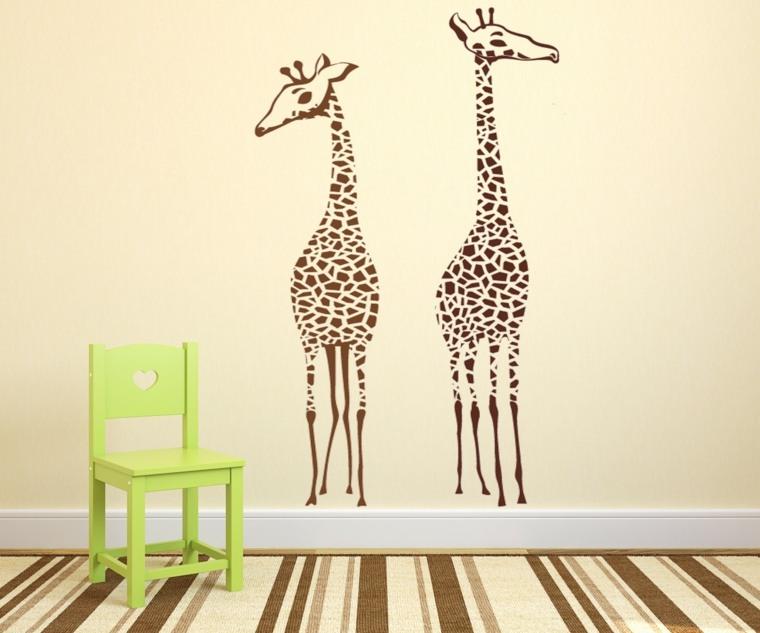 vinilos infantiles decorar interior casa