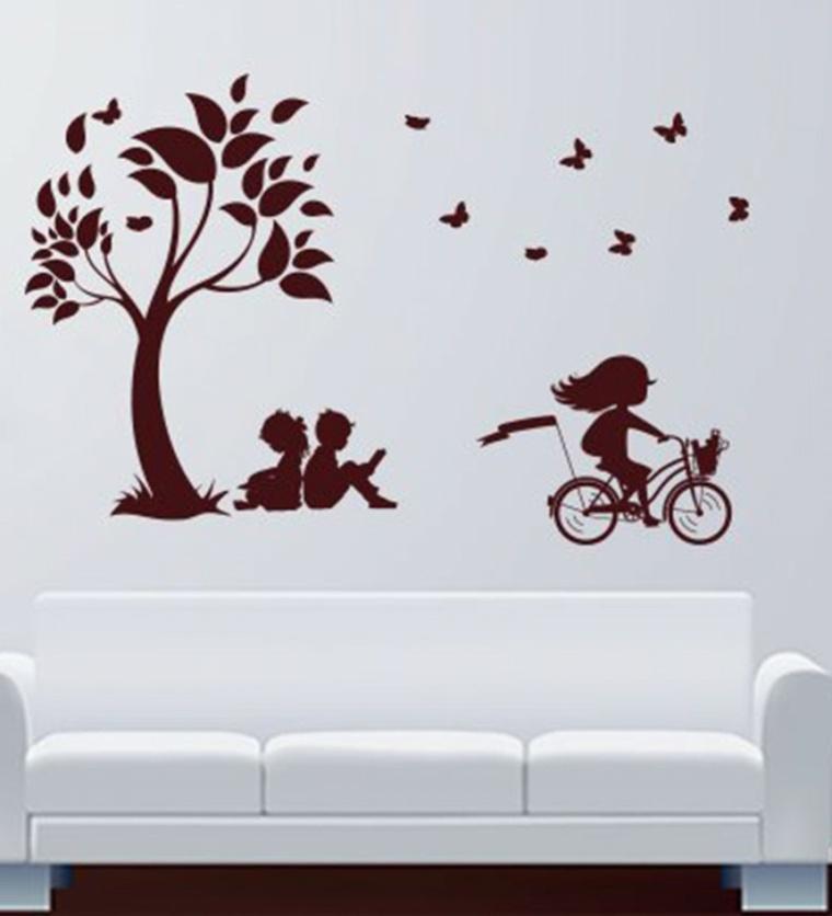 vinilos infantiles decorativos interior