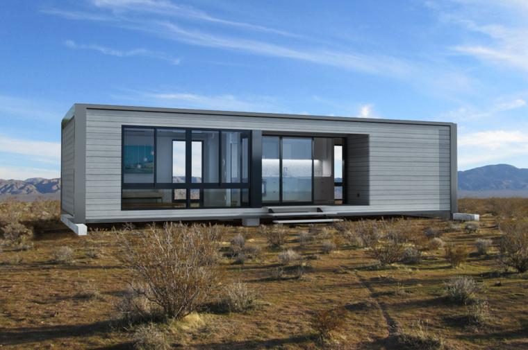 Casas modulares ibiza