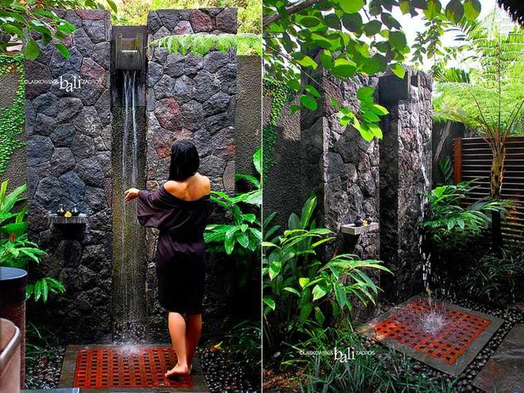 ducha tropical