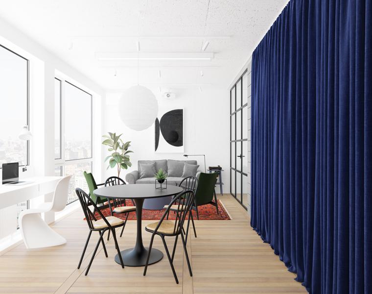 interior de Emil Dervish