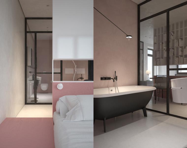 cama bañera
