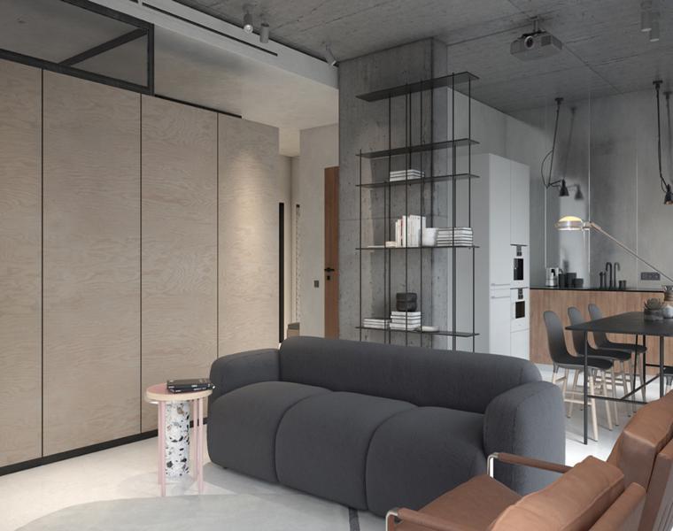 apartamento Moscú