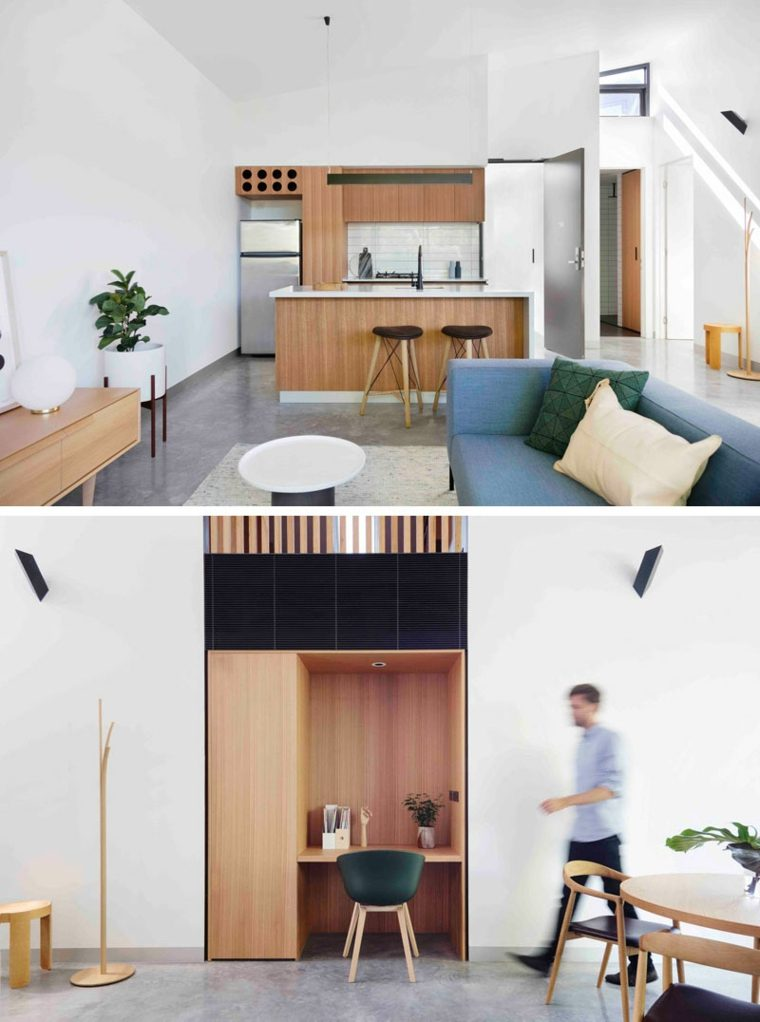 apartamento-modernos-MUSK-Architecture-Studio-madera-paredes-blancas