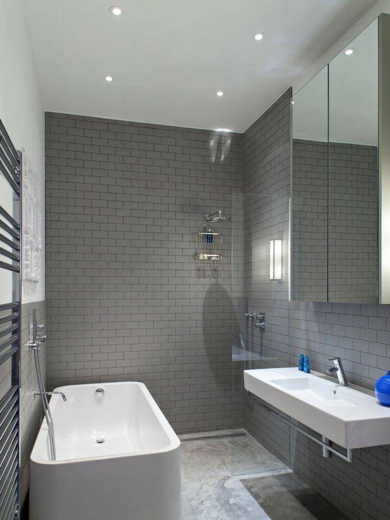 bano-losas-grises-clasicas-diseno-Chris-Dyson-Architects