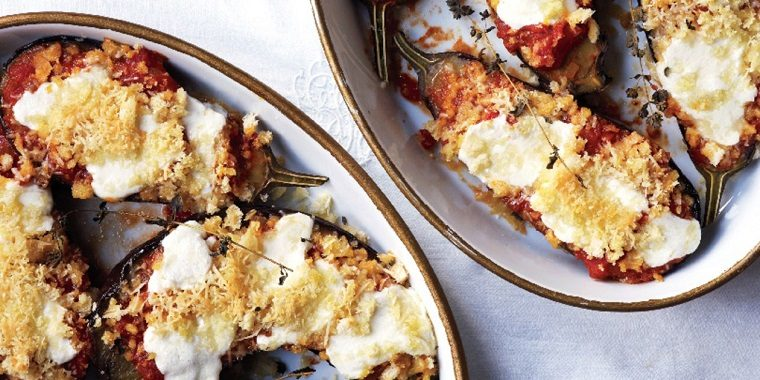 berenjenas-receta-opciones-mozzarella-rica-comida