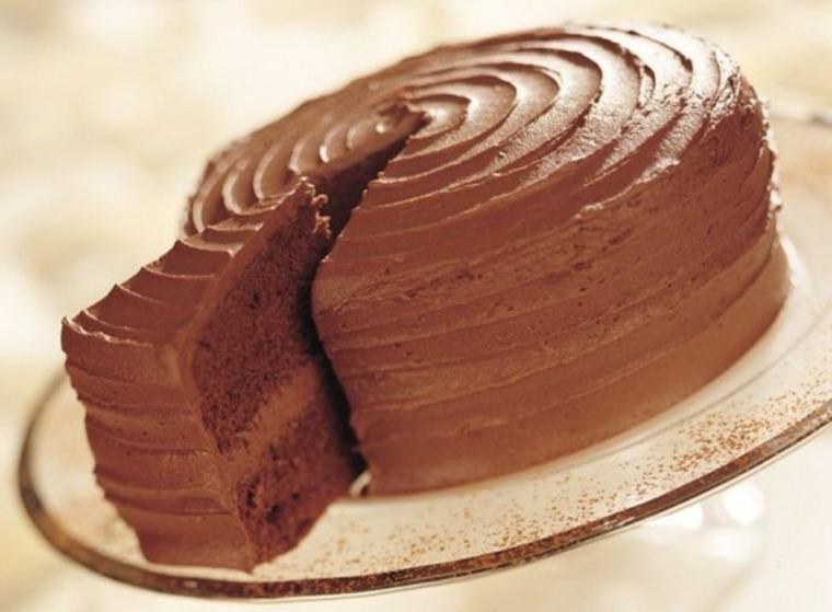 bizcocho de chocolate cubiertas-estilos-especial