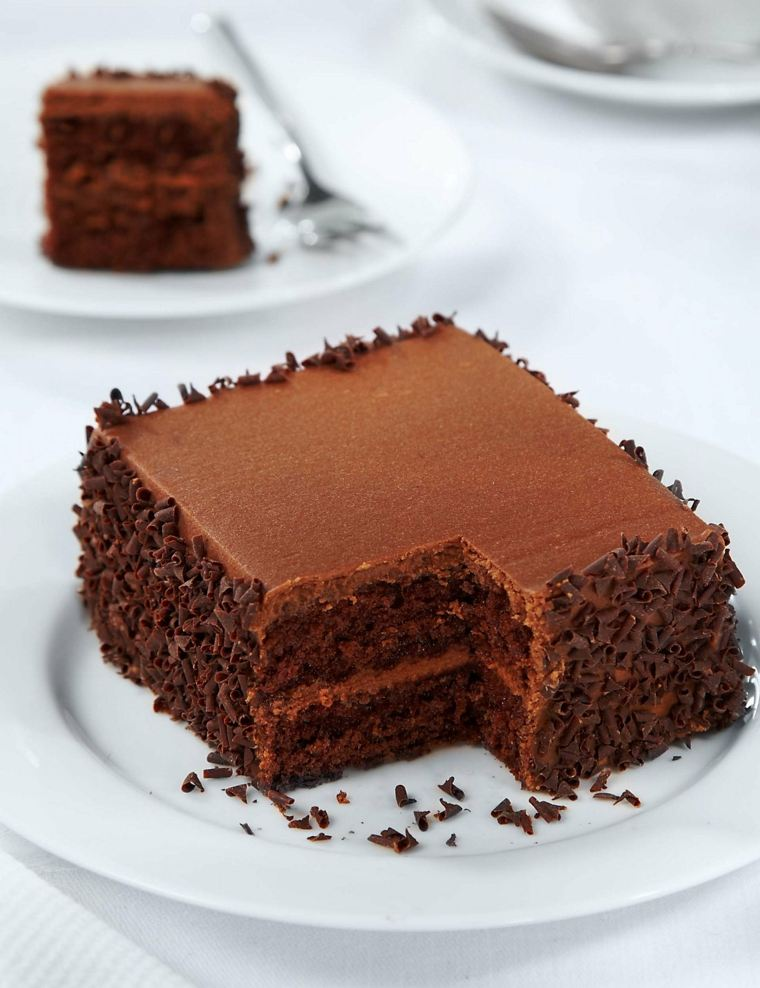 bizcocho de chocolate tipo-bodas-diferente