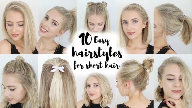 Peinados Fáciles Paso A Paso Ideas Sencillas Y Rápidas