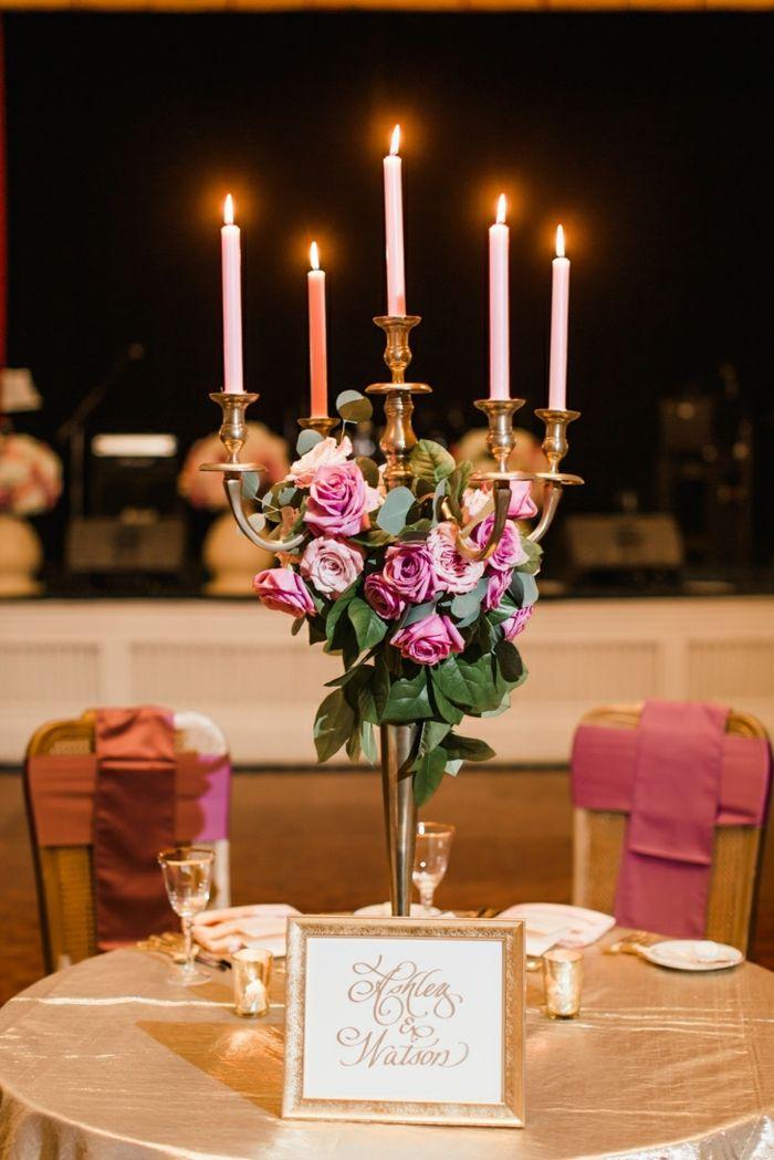 candelabro-alto-oro-decorado-rosas-ideas-mesa-boda