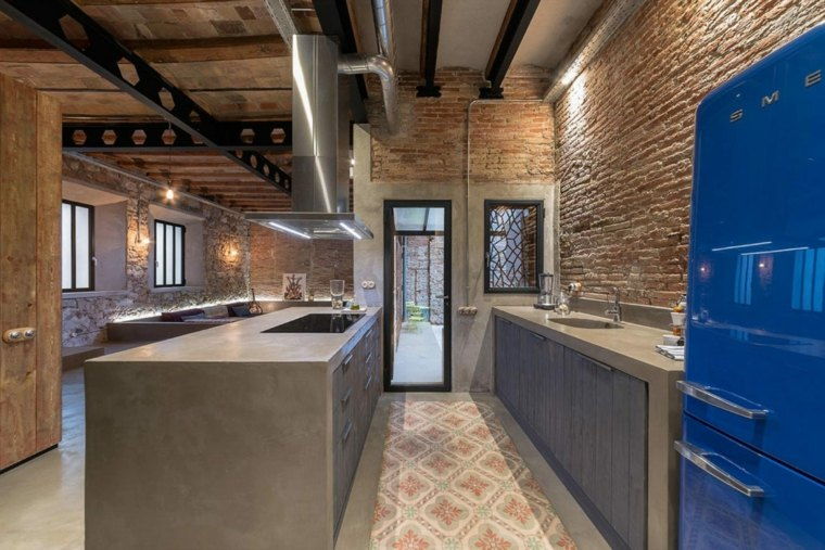 casa en barcelona moderna