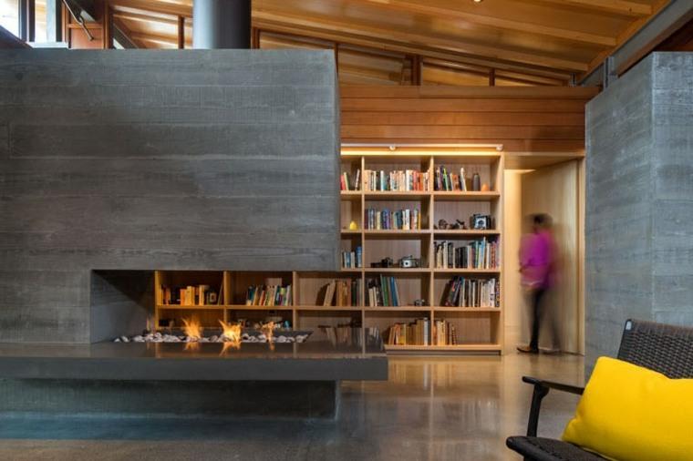 casa estilo madera-materiales-comedores-imaginativa-fuego