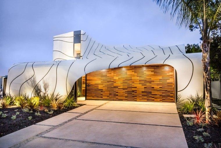 casas con estilo moderno