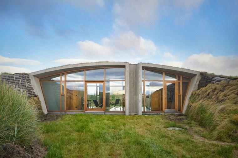 Casas de dise o peque as muy originales con mucho encanto - Diseno casas pequenas ...