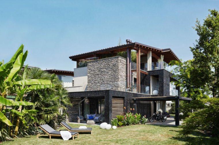 casas modernas diseño especial-campestre