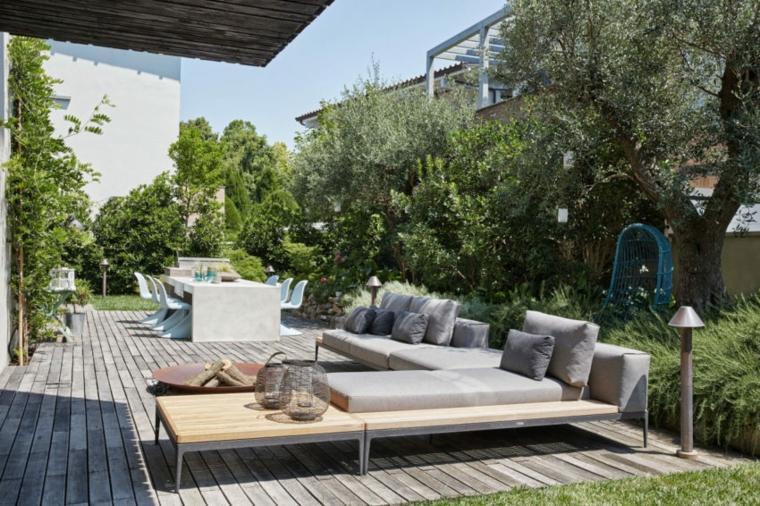 casas modernas diseño pendientes-empinadas