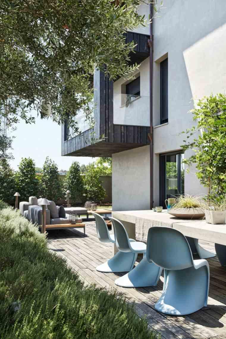 casas modernas diseño puertas-corredras
