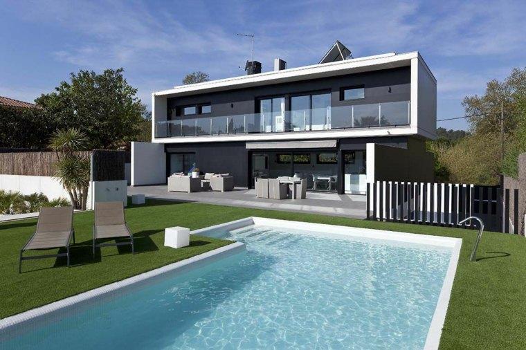 Casas prefabricadas caracter sticas y las mejores for Casas modulares minimalistas
