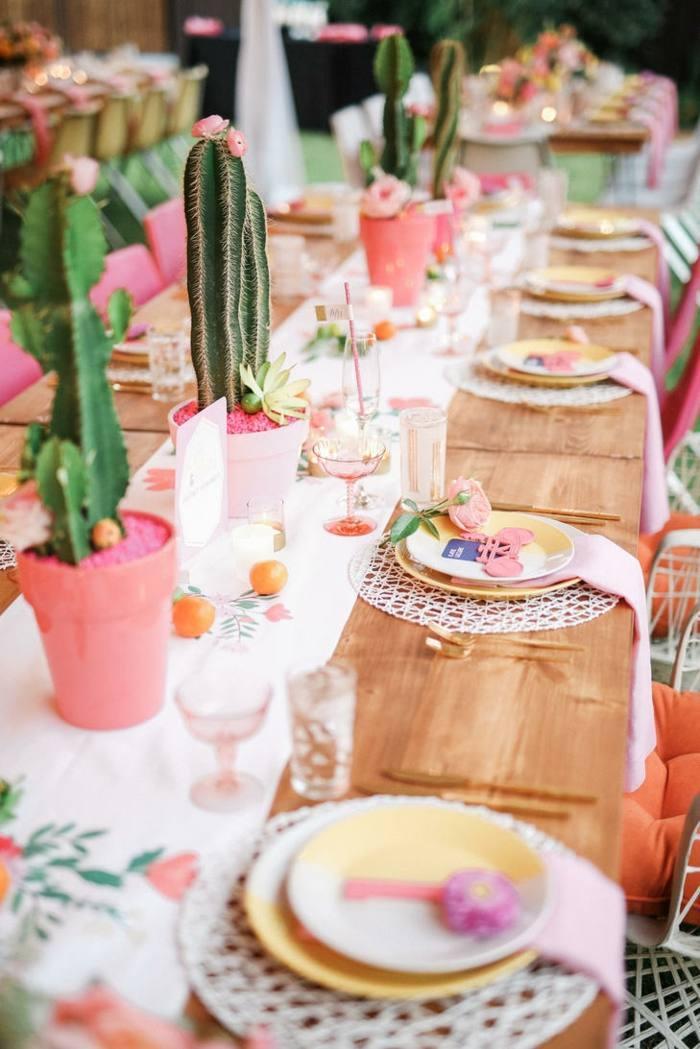 centros de mesa para boda-cactus-camino-ideas