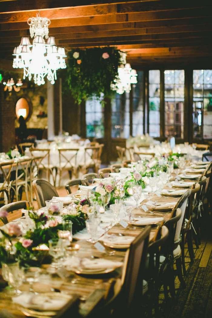 centros de mesa para boda-ideas-camin-flores-blancas