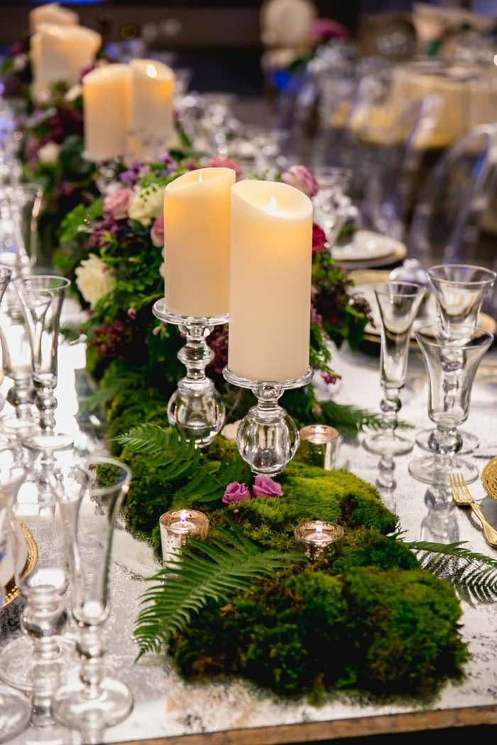 centros de mesa para boda-moho-velas-combinacion