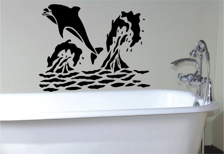 delfín mar