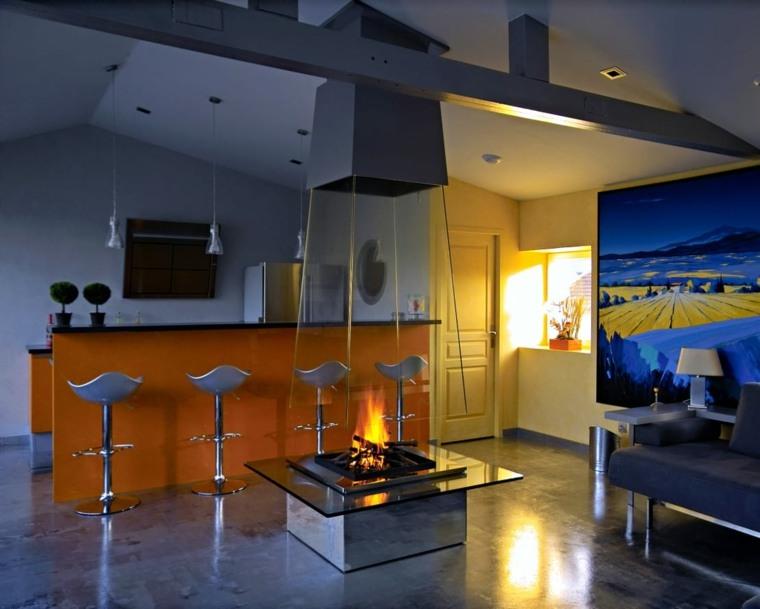 chimeneas-bioetanol-casa-barra-estilo-moderno