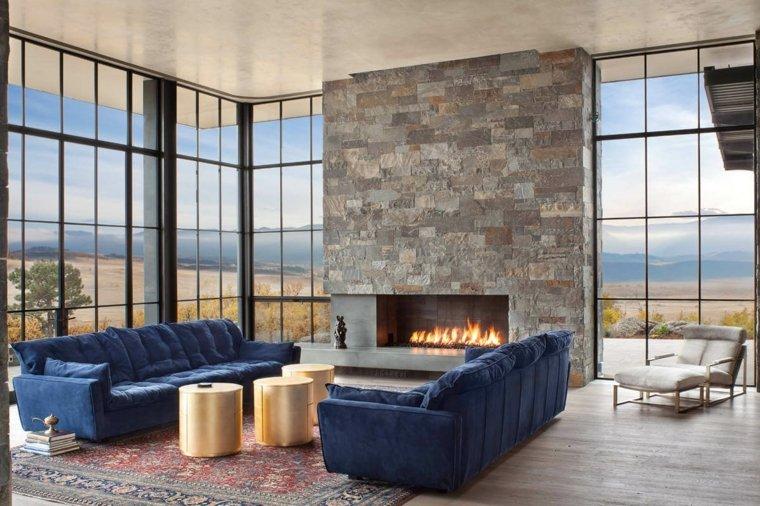 chimeneas de bioetanol-diseno--sofas-bellas-color-azul