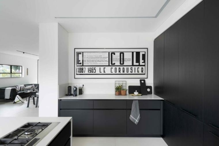 Cuadros modernos e ideas para decorar la casa con cuadros -