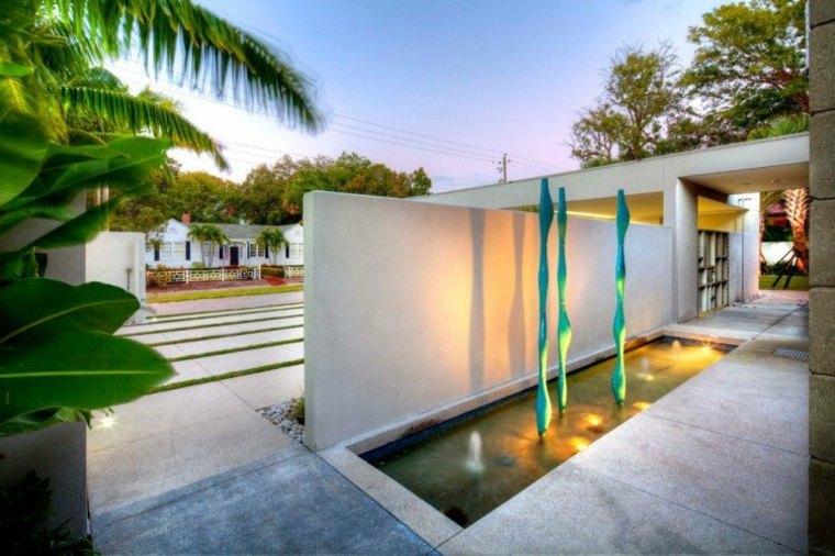 Jardines Esculturas De Diferentes Estilos Para Ambientes