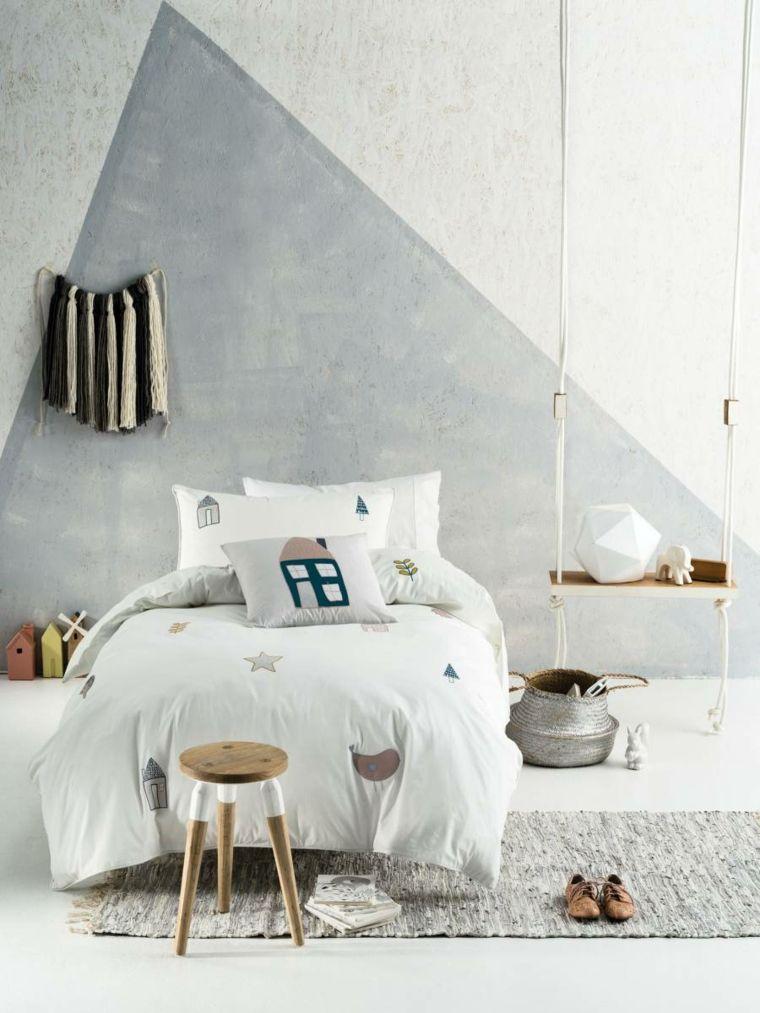 columpio-cama-habitacion-nino-estilo-elegante