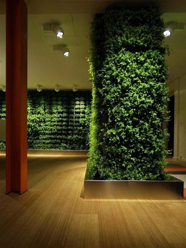 C mo hacer un jard n vertical ideas para exteriores e for Ideas para hacer un jardin en casa