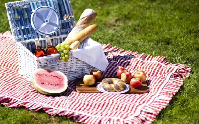 cómo hacer un picnic-entretenimiento-aire-libre