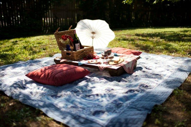 cómo hacer un picnic-ideas-pasar-tiempo-fuera-casa