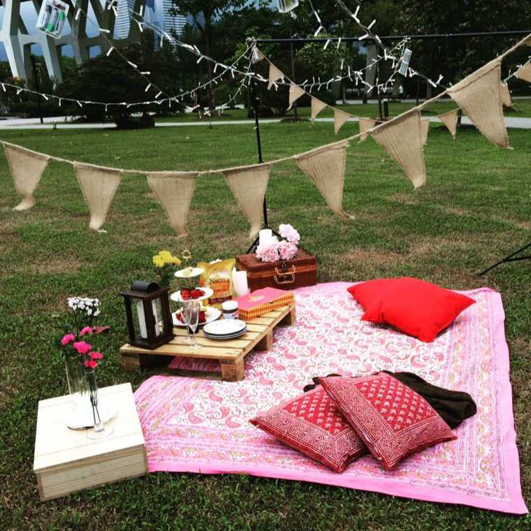 cómo hacer un picnic-parque-cesped-opciones