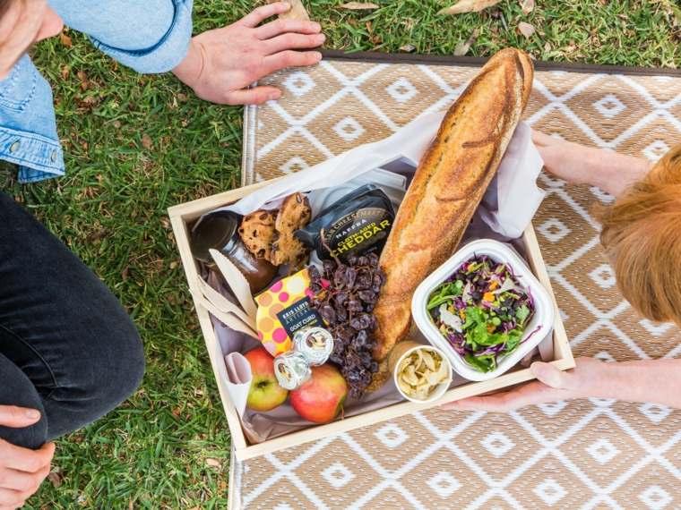 cómo hacer un picnic-tiempo-libre-ideas