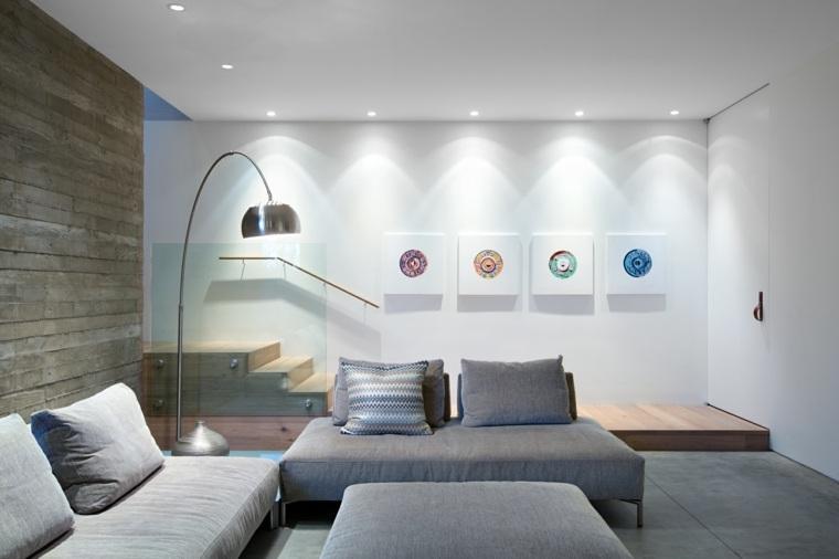 cuadros modernos-interiores-arreglos-simples-interior