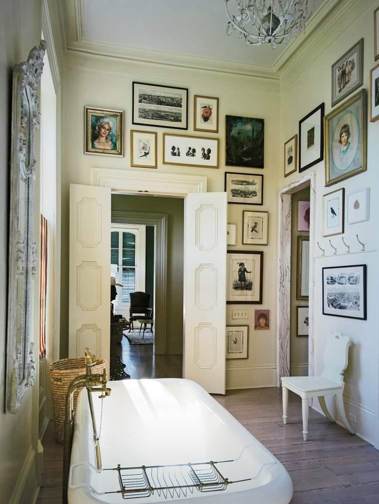 cuadros-modernos-interiores-bano-clasico-espectacular