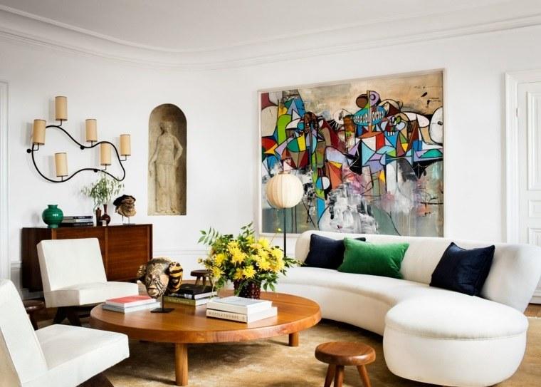 cuadros modernos-interiores-detalles-llamativos-originales