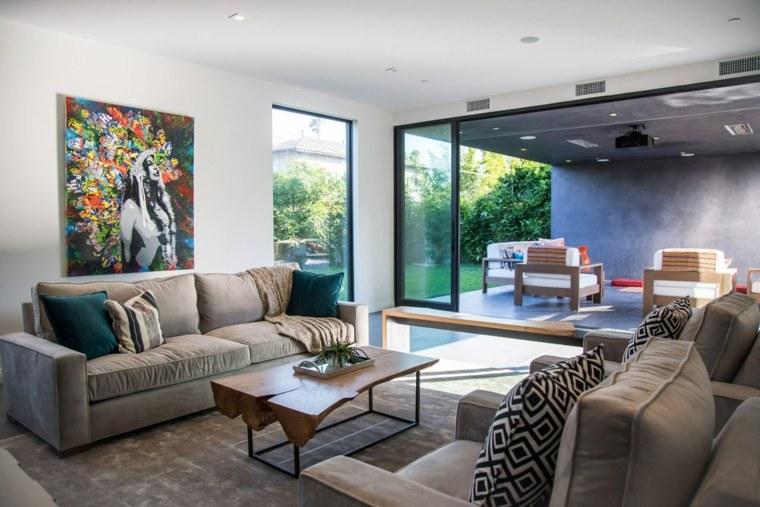 decoracion casas modernas elegantes