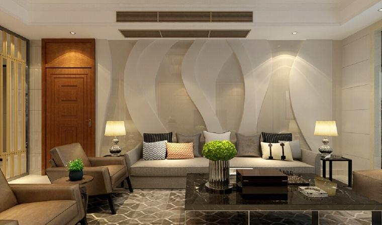 decoracion de paredes interiores